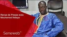 Revue de Presse du 16 Aout 2019 avec Mouhamed Ndiaye