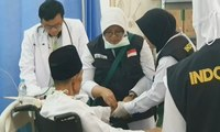 Haji 2019 – Ribuan Anggota Jemaah Dirawat di Klinik Kesehatan Haji