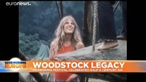 Woodstock fifty years on: legacy celebrated despite lack of official anniversary event