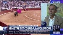 """Ministres et corrida: """"Je propose aussi qu'on leur interdise de chasser, de pêcher et pourquoi pas de fumer"""", propose Robert Ménard"""