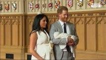 """Meghan Markle et le Prince Harry : Ce que le """"Royal Baby"""" a hérité de son père"""