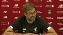 Mane is physically incredible - Klopp