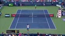 Eng VO: Djokovic leads Men's wrap at Cincinnati