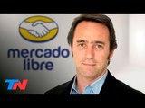 El CEO de Mercado Libre, Marcos Galperin, se reunió con Alberto Fernández