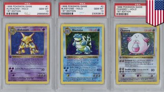 Pokémon cards sell for over $100,000 at auction