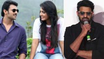 Prabhas finally talks about his relationship with Anushka Shetty | FilmiBeat
