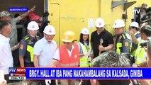 Road reclaim operations, isinagawa sa Quezon City