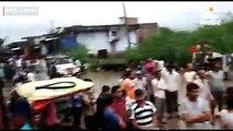 हाड़ौती में बारिश से बाढ़ के हालात, बारां में सेना बुलाई तो उदयपुर में मकान गिरने से दंपती की मौत