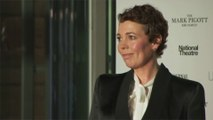 The Crown's Olivia Coleman flustered by unexpected encounter with Queen Elizabeth