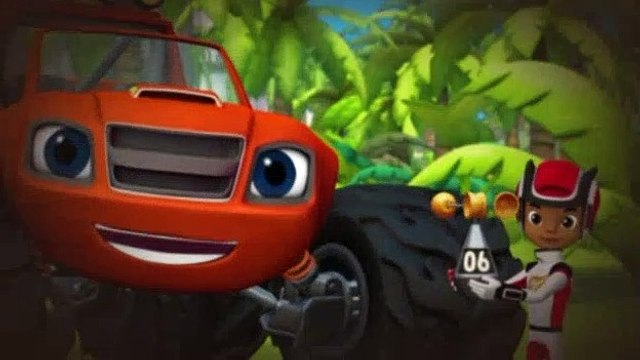 Blaze and the Monster Machines S01E07 Epic Sail