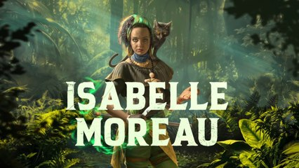 Desperados III - Présentation d'Isabelle Moreau