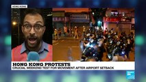 "Hong Kong: Protesters ""don't feel like there's been enough international support"""