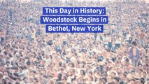 Woodstock Was The Stuff Of Legends