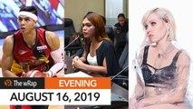 Gretchen Diez to Duterte: Prioritize SOGIE equality bill   Evening wRap
