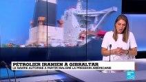 Le pétrolier iranien à Gibraltar autorisé à partir malgré la pression américaine