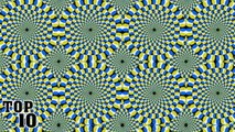 Top 10 Optical Illusions That Will Hurt Your Brain