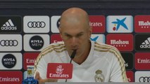 """1ère j. - Zidane : """"Les critiques ? Ça fait partie du jeu"""""""