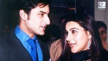 Birthday Special: When Saif Ali Khan Kissed Amrita Singh On First Date