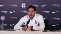 Lampard 'disgusted' by racist abuse towards Tammy Abraham by 'so-called Chelsea fan.'