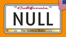 Geek gets $12,000 in parking tickets after 'NULL' plate backfires