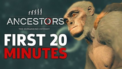 The First 20 Minutes of Ancestors: The Humankind Odyssey