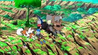 Pokemon Sun and Moon Ultra Adventures episode no 04
