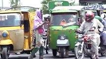 Kanwal Aaftaab ban gi bheek mangny wali - phir us ny lahore ki sarkon pr bheek mangty huwy kea kuch dekha - holnaak video