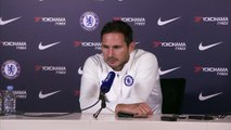 Leicester City will be a 'big challenge' says Lampard