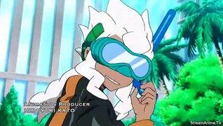 Pokemon Sun and Moon Ultra Adventures episode no 05