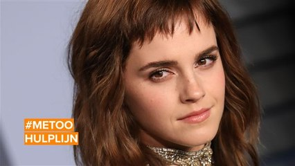Emma Watson lanceert hulplijn voor juridisch #MeToo advies