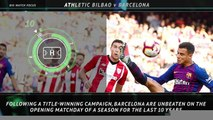 Big Match Focus - Athletic Bilbao v Barcelona