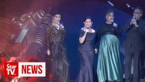 Petronas celebrates 45 years in business with grand concert