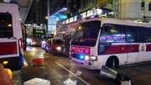 Hong Kong: manifestations anti et pro-gouvernement