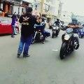 Ces Bikers font une tournée dans tout Abidjan. Admirez !