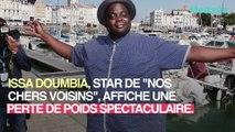 L'acteur Issa Doumbia a encore perdu énormément de poids cet été