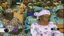 ORTM/Célébration de la fête de l'assomption à l'Eglise Saints Matyrs de l'Ouganda