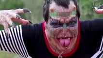 Cet ancien banquier dépense 75 000 dollars pour changer de vie et devenir un reptile !