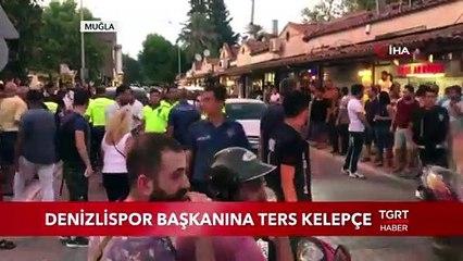 Denizlispor Başkanına Ters Kelepçe