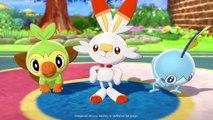 Pokémon Escudo y Espada - Nuevo tráiler de habilidades
