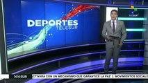 Deportes teleSUR: Segunda etapa de la Vuelta a La Azulita
