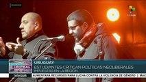 Edición Central: Movimientos sociales protestan contra crisis en Argen