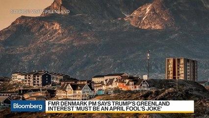 Trump Wants to Buy All of Greenland, No Joke