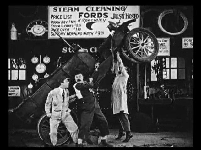 Lizzies of the Field (dir. Mack Sennett, 1924)