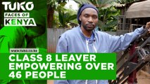Class 8 leaver who earns over 100,000 shillings in a day
