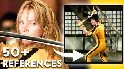 All 58 References in Kill Bill Vol. 1