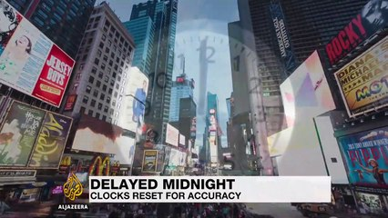 Delayed midnight clocks reset for accuracy (1)