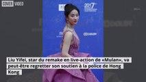 L'actrice principale de «Mulan» clashée pour son soutien à la police de Hong Kong face aux manifestants