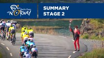 Summary - Stage 2 - Arctic Race of Norway 2019