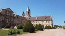 Visite express de l'abbaye de Cluny