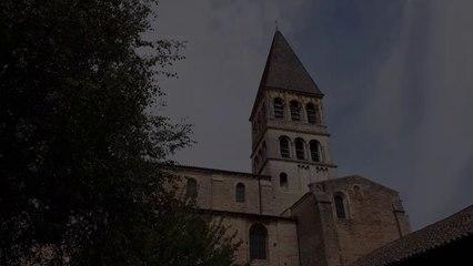 Visite express de l'abbaye de Tournus